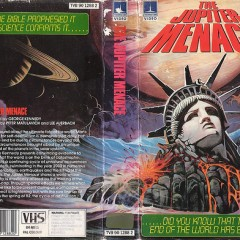 The Jupiter Menace (1982 documentary by Lee Auerbach and Peter Matulavich)